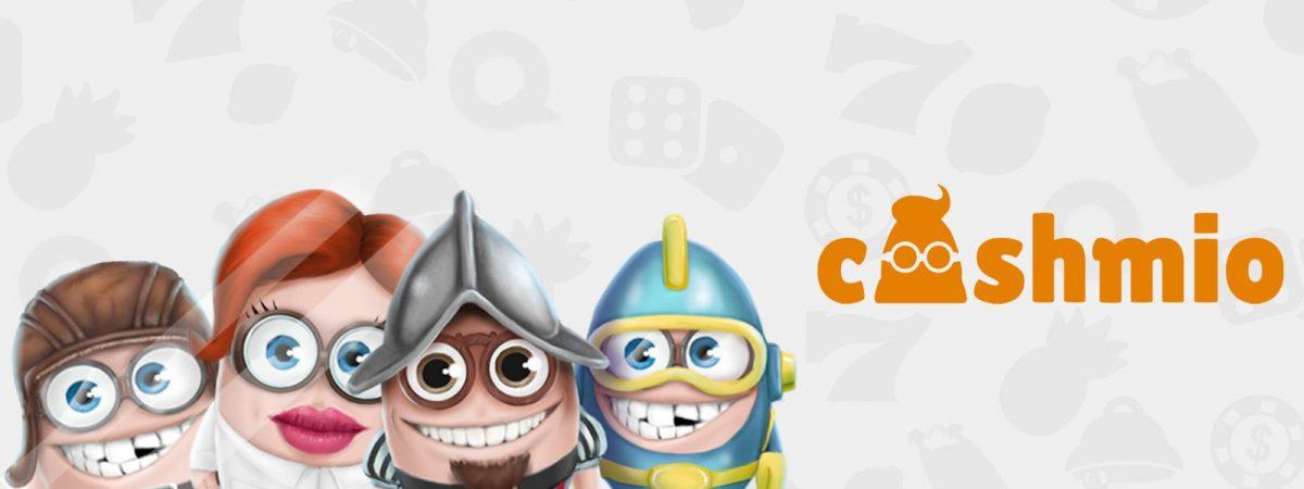 NEW Casino: Cashmio Review